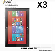 High Transparency Matte LCD Screen Protector for Nokia Lumia 2520 (3 Pieces)