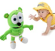 Singing I AM A Gummy Bear Warm-up Musical New Gummibar Stuffed Toy Plush Doll 30cm