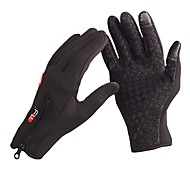 Ski Gloves Full-finger Gloves / Winter Gloves Men's / Unisex Activity/ Sports Gloves Keep Warm / Anti-skidding / Windproof / Touch Gloves
