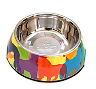 Dogs Pattern Food Bowl for Pets Dogs