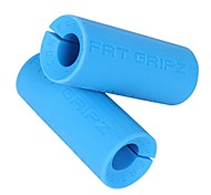 KYLINSPORT  Bold Silicone Wrap Barbell Dumbbell Handle Gym Wrap Hand Shoulder Extension Thickening