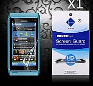 HD Screen Protector with Dust-Absorber for Nokia N8 (1 PCS)