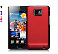 Pajiatu Hard Mobile Phone Back Cover Case Shell for Samsung Galaxy S2 I9100 (Assorted Colors)