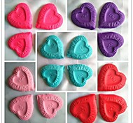 144pcs Heart Shaped I Love You Flower Petals for Wedding Baby Bridal Shower Party Table Confetti Decorations