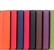 Solid Color Fashion PU Leather Full Body Case for Lenovo A7600 A1-70 (Assorted Colors)