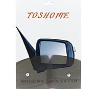 toshome filme anti-reflexo para os espelhos retrovisores externos para a1 audi 2011-2014