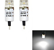 Bi-pin Lights , G4 W 4 SMD 120 LM Warm White/Cool White V