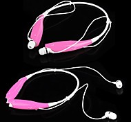 Neckband Sport Stereo Bluetooth Music Headphone with Microphone for iPhone and others