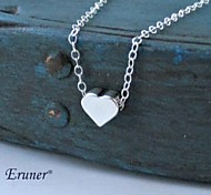 Eruner® Sweet (Heart-shaped Pendant) Alloy Pendant Necklaces