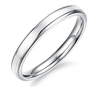 Fashion Contracted Quality Titanium Steel Ring