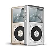 fiio® x1 tft320x240 128g cartão micro SD (TF) leitor alta resolução mp3 de música portátil