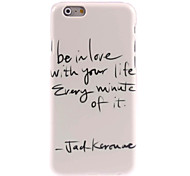 Believe With Your Design Hard Case for iPhone 6 Plus