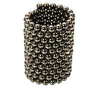 216pcs 3mm DIY Buckyballs and Buckycubes Magnetic Blocks Balls Toys Black