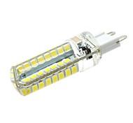 Bombillas LED de Mazorca T G9 4W 64 SMD 2835 280 LM Blanco Fresco AC 100-240 V