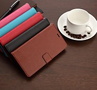 Dengpin PU Leather Wallet Style Flip Stand Cell Phone Case Cover with Card Slot for XIAOMI RED MI NOTE(Assorted Colors)