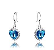 Ocean's Heart Earrings