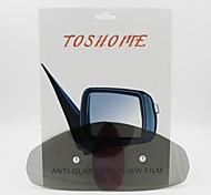 toshome filme anti-reflexo para os espelhos retrovisores externos para audi a3 2014-2015