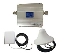 New LCD 3G980 2100MHz Mobile Phone Signal Booster + Antenna Kit