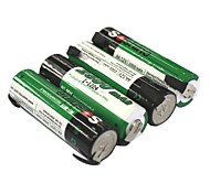 Soshine 1.2v 2500mah batterie rechargeable AA Ni-MH (4pcs)
