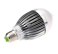 E26/E27 9 W 18 SMD 5730 850 LM Natural White Sensor Globe Bulbs AC 85-265 V