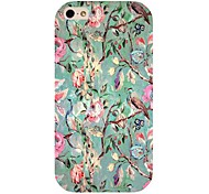 Peacock Pattern Back Case for iphone 4/4S