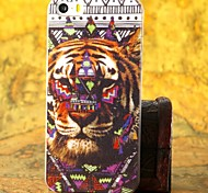 Hot Beautiful The Tiger Head Pattern Hard Cover Case for iPhone 4/4S