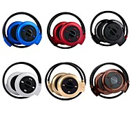 mini-503 estilo neckband Bluetooth wireless stereo headset esporte headphone para iphone e outros (cores sortidas)