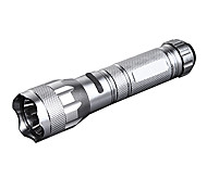 RayBow RB-329 3-Mode LED Flashlight(240LM,1*18650,Silver)