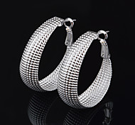 Xu™ Women's Fashion Silver Plated  Earrings