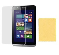 """High Clear Screen Protector for Acer Iconia W4-820 8"""" Tablet Protective Film"""