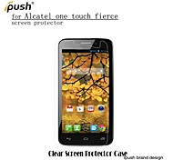 High Transparency HD LCD Screen Protector for Alcatel one touch fierce