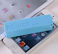 A5 Mobile Power Bank for iphone 6/6 plus/5/5S/Samsung S4/S5/Note2 (2600mAh)