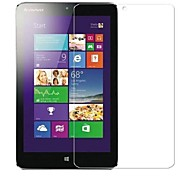 """alto protector de pantalla transparente para el lenovo MIix 2 8 """"película protectora de la tableta"""