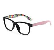 [Free Lenses] TR-90 Wayfarer Full-Rim Retro Prescription Eyeglasses