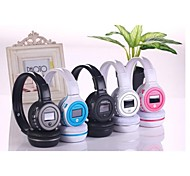 B570  Wireless Bluetooth 4.0 Streo Over Ear Headset with MIcrophone  for iPhone6 and Others(Assorted colors)