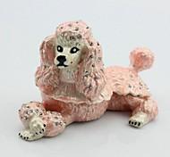Poodle Trinket Box Dog Jewelry Box