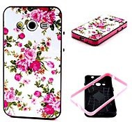Middle Pattern Back Case Cover for Samsung Galaxy Core 2 G3556D/G355H