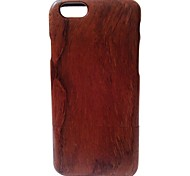 Kyuet Wooden Case Artist Made Hua Li Wood Shell Cover Skin Cell Phone Case for iPhone 6