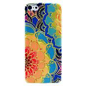 yello Sonnenblumenmuster Hard Cover für das iPhone 6