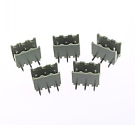 kf2edgk -3p conector hembra de 5,08 mm de separación 300v10a (10 piezas)
