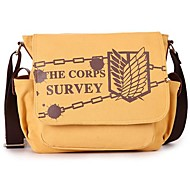 Canvas Shoulder Hanging Cosplay Bag