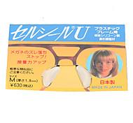 gafas anti-fricción almohadillas de nariz de goma