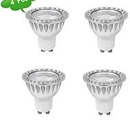 9W GU10 LED Spot Lampen MR16 1 COB 810 lm Warmes Weiß AC 85-265 V