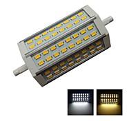 R7S 10 W 48 SMD 5630 1000 LM Warm White / Cool White Recessed Retrofit Decorative Flood Lights AC 85-265 V
