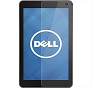 dengpin 8 pulgadas de alta definición hd clara pantalla invisible película del protector del protector para el lugar dell 8 tablet android