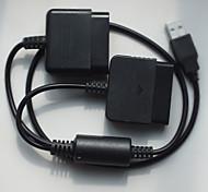 Dual ps2 Steuerkreuz, um USB-Konverter für PC
