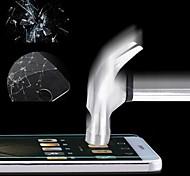 película protectora de pantalla de cristal templado de alta calidad para el compañero del huawei 7