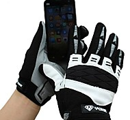 High Quality Windproof Breathable Protective Full Finger Racing Bike Glove Sports Motorcycle Touchable Phone Gloves
