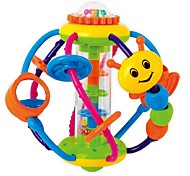 Baby Trainingsball klack und Rutsche Aktivität Ball Spielzeug 0-12 Monate kid Ausbildung Spielzeug