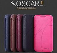 promotion yu trois étuis en cuir série de téléphone pour (couleurs assorties) de Samsung